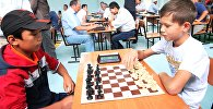Бүгүн Ош шаарында Кыргызстандын Шахмат федерациясынын вице-президенти Токтосун Абдукадыровдун жаркын элесине арналган республикалык шахмат турнири жыйынтыкталат