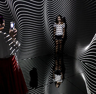 Выставка Будущее сегодня в музее Пекина