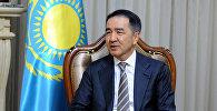 Архивное фото премьер-министра Республики Казахстан Бакытжана Сагинтаева