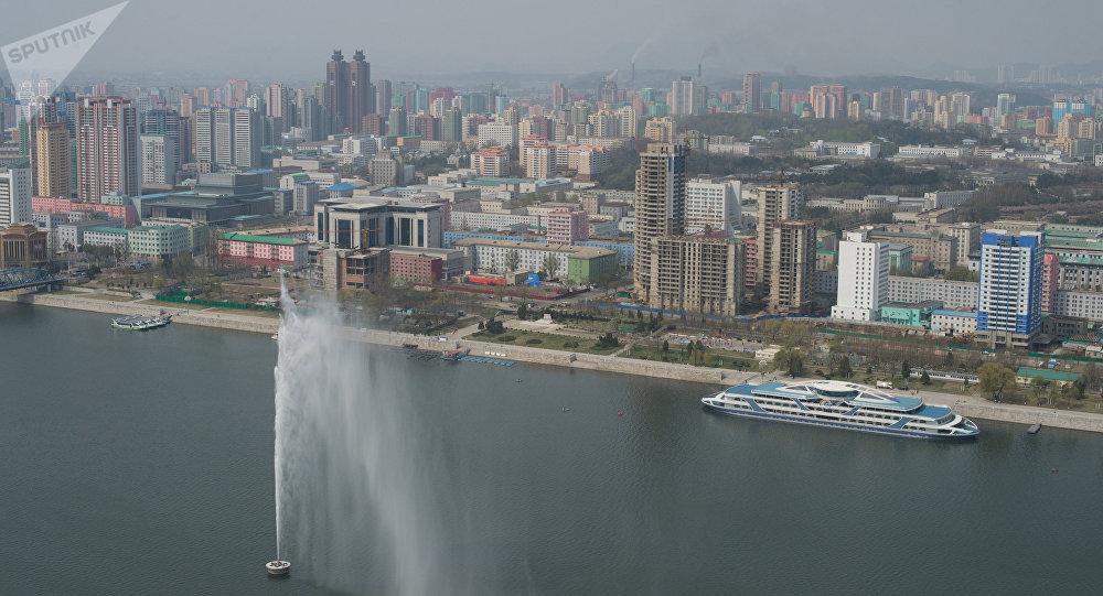 Пхеньян шаары. Архивдик сүрөт