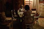 Снимок из фильма ужасов Проклятие Аннабель, выпущенное Warner Bros Pictures