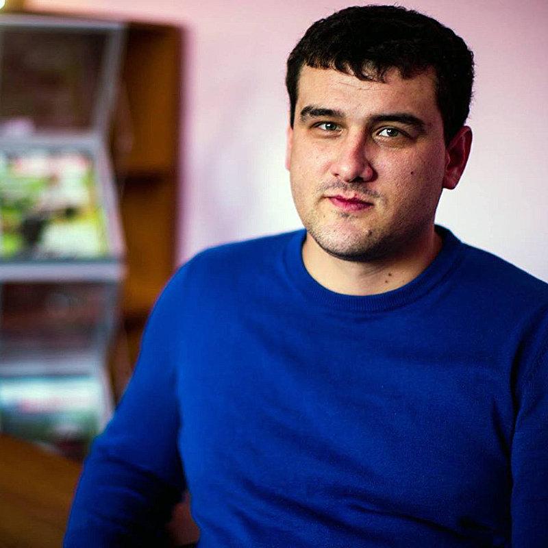 Пиар-специалист в одном из компаний Константин Конкин