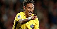 Бразильский футболист, нападающий французского клуба Пари Сен-Жермен Неймар