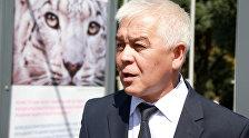 Директор Госагентства охраны окружающей среды и лесного хозяйства Абдыкалык Рустамов