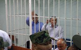 Обращение Текебаева к своим сторонникам после приговора — видео с суда