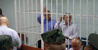 Текебаев сот өкүм чыгаргандан кийин тарапташтарына кайрылды. Видео
