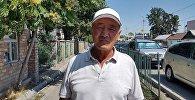 Бишкек — Кербен каттамында жүргүнчү ташып иштеген Ажыбек Акулов