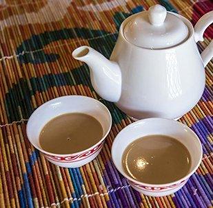 Как приготовить куурма чай — рецепт от Sputnik