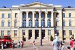 Здание университета Хельсинки. Архивное фото