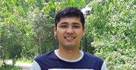 Программист-разработчик Азамат Тохтаев