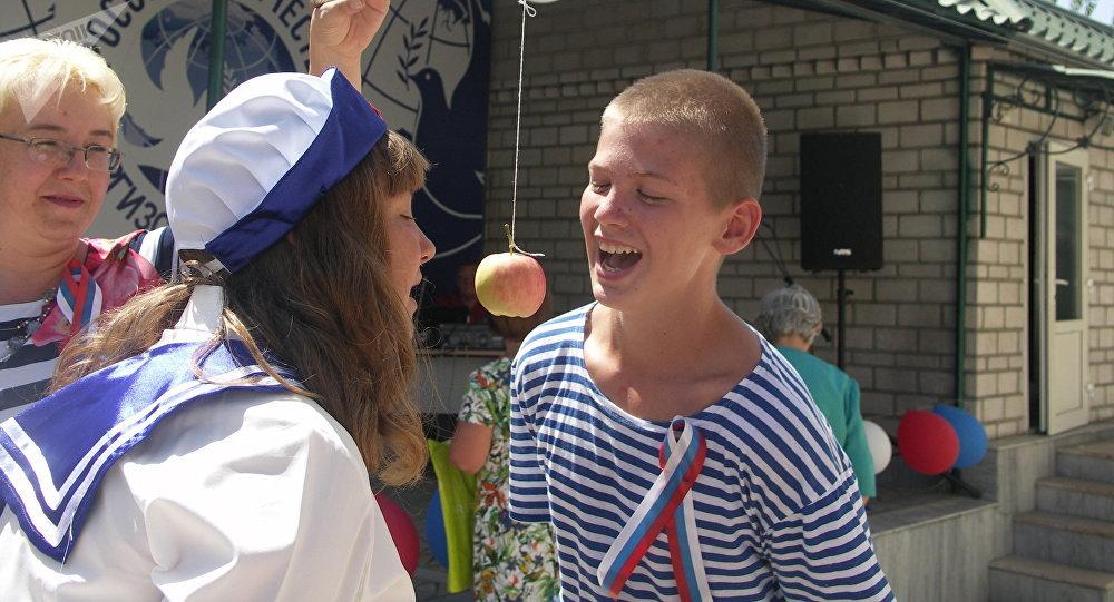 Праздник урожая — Яблочный спас в Оше