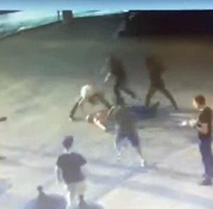 Жестокое убийство чемпиона мира по пауэрлифтингу попало на видео