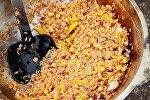 Ошто Азия элинин достугу аталышында өткөн ашпозчулардын эл аралык фестивалында эң мыкты палоо баскан жеңүүчүлөр аныкталды