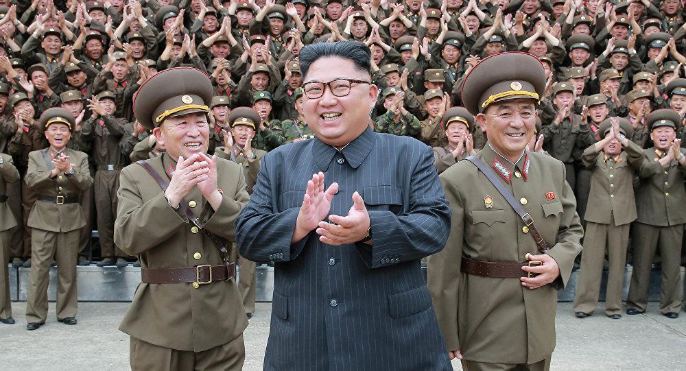 Түндүк Корея лидери Ким Чен Ын. Архив