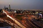 Эр-Рияд. Саудовская Аравия. Архивное фото