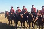 Эч кимге моюн бербегиле! Кыргыз улакчыларын шыктандырган видео