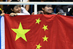 Флаг КНР. Архивное фото