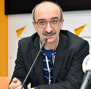 Психолог Азад Исазаде. Архивное фото