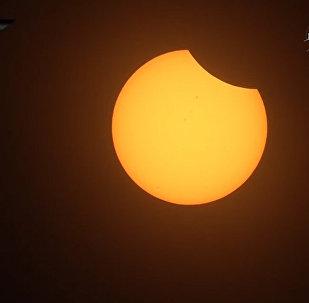 Самое длинное солнечное затмение — прямая трансляция