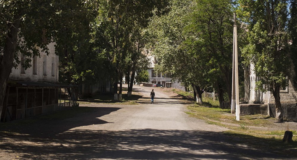 Миң-Куш айылы. Архивдик сүрөт