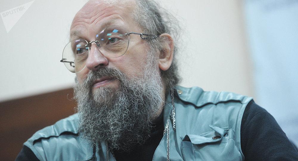 Журналист Анатолий Вассерман. Архивное фото