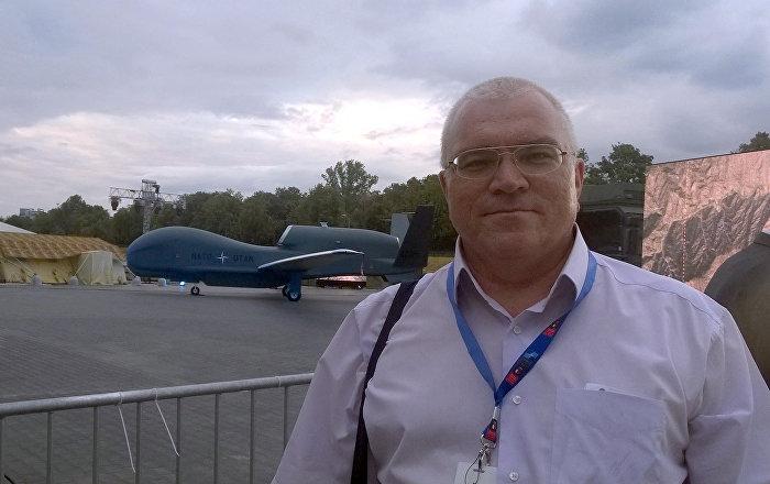 Ведущий эксперт российского Центра изучения современного Афганистана Андрей Серенко. Архивное фото