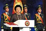 Президент Роза Отунбаеванын архивдик сүрөтү