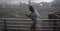 Кытайдын түштүк тарабындагы Гуандун провинциясында тайфун болуп имараттар кыйроого учурады