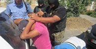 В Оше задержан мужчина, у которого изъяли две боевые гранаты (РГД-5 и Ф-1)