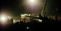 Авиакатастрофа Boeing 737 недалеко от аэропорта Манас 24 августа 2008 года