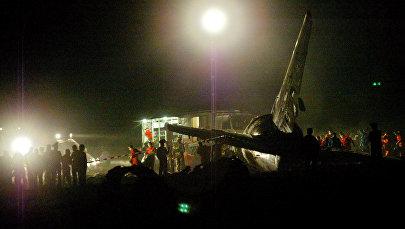 Бишкектин четиндеги Жаңы-Жер айылына кулаган учак. 24 август 2008 жыл