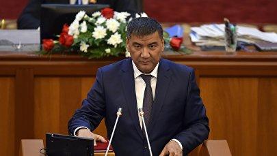 Депутат ЖК Искендер Матраимов. Архивное фото