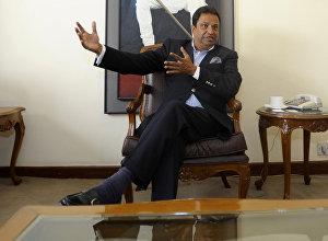 Бизнесмен из Непала, миллиардер Бинод Чоудхари. Архивное фото