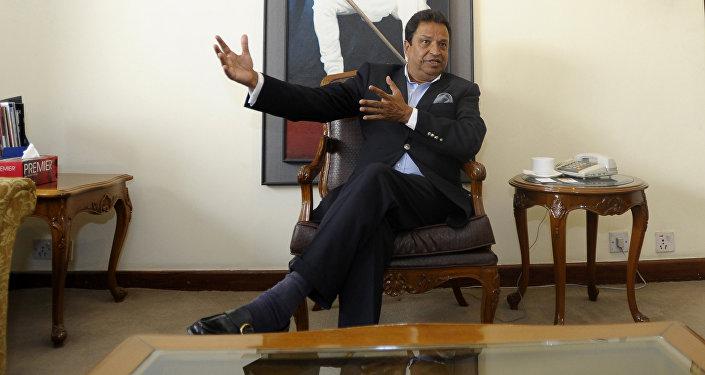Непалдык ишкер, миллиардер Бинод Чоудхари. Архив