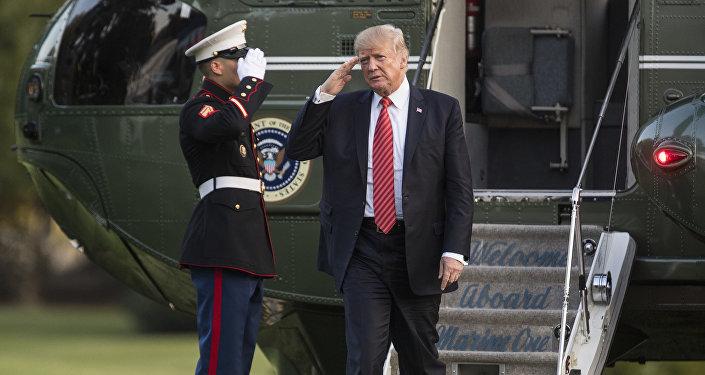 Есть три причины не позволяющие трансгендерам служить в армии — Трамп