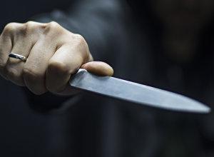 Случаи нападения с ножом в КР