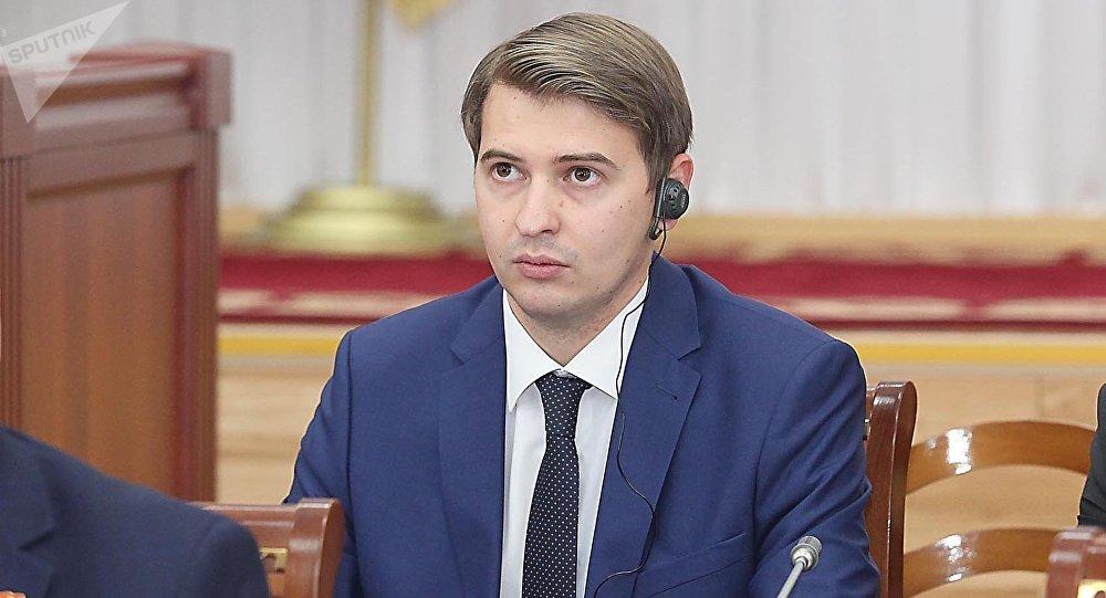 30-летний Артем Новиков, которого предлагают назначить министром экономики.