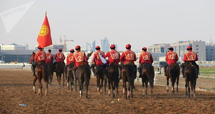 Астанада өткөн дүйнө чемпионатынын финалында Кыргызстандын командасы 4:1 эсебинде казакстандыктарга жеңилип экинчи орунга ээ болду