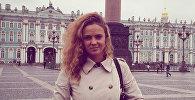 Архивное фото детского психолога Ксении Лыч