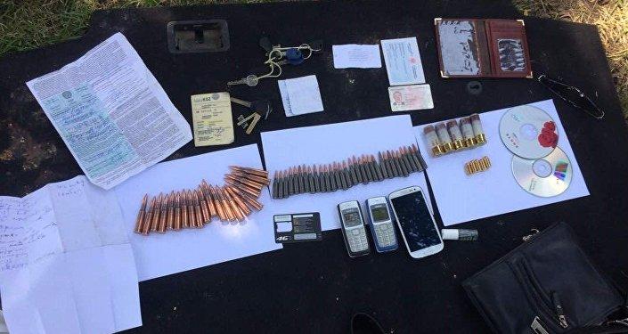 Антитеррористическая операция в Жайыльском районе