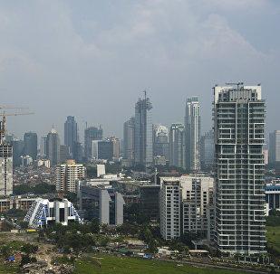 Джакарта шаары, Индонения. Архив