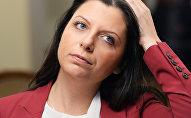 Архивное фото главного редактора МИА Россия сегодня Маргариты Симоньян