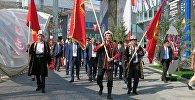 Кыргызстанцы в Астане отпраздновали день независимости КР на Экспо-2017