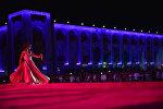 Празднование 26-летия независимости КР на площади Ала-Тоо в Бишкеке