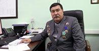 Генерал-полковник Абдыгул Чотбаев. Архивное фото