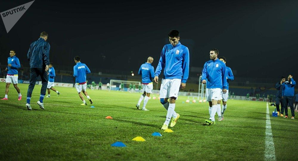ВБишкеке отменили футбольный матч Кыргызстан— Мьянма