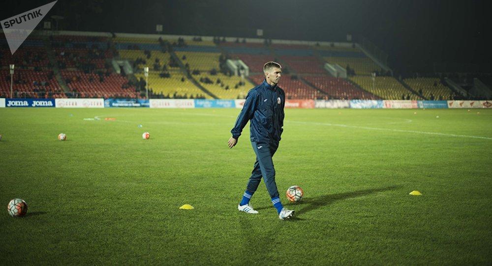 Бишкек стадиону. Архивдик сүрөт