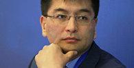 Архивное фото советника премьер-министра КР Таланта Султанова