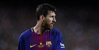 Футболист ФК Барселона Лионель Месси. Архивное фото