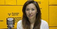 Орус-кыргыз өнүктүрүү фондусунун төрагасынын кеңешчиси Жылдыз Караталова
